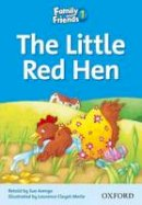 - Family and Friends Readers 1: The Little Red Hen - 9780194802512 - V9780194802512