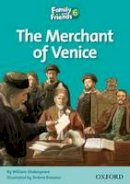 OUP Oxford - Family and Friends Readers 6: The Merchant of Venice - 9780194803021 - V9780194803021