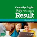 - Cambridge English: Key for Schools Result: Class Audio CD - 9780194817738 - V9780194817738