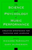 - The Science and Psychology of Music Performance - 9780195138108 - V9780195138108