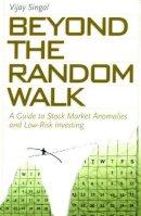 Singal, Vijay - Beyond the Random Walk - 9780195304220 - V9780195304220