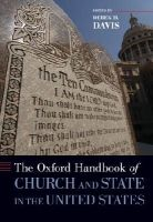 - The Oxford Handbook of Church and State in the United States - 9780195326246 - V9780195326246