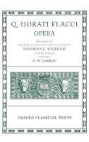 Horace - Horace Opera - 9780198146186 - V9780198146186