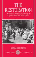 Hutton, Ronald - The Restoration - 9780198203926 - V9780198203926