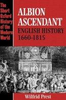 Prest, Wilfrid - Albion Ascendant - 9780198204183 - V9780198204183