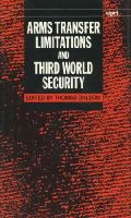 - Arms Transfer Limitations and Third World Security (SIPRI Monographs) - 9780198291244 - KIN0001483