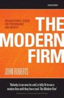 Roberts, John - The Modern Firm - 9780198293750 - V9780198293750