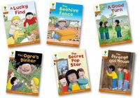 Hunt, Roderick, Shipton, Paul - Oxford Reading Tree Biff, Chip and Kipper Stories Decode and Develop: Level 8: Pack of 6 - 9780198300304 - V9780198300304