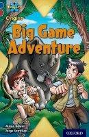 Hawes, Alison - Project X Origins: Dark Blue Book Band, Oxford Level 15: Endangered: Big Game Adventure - 9780198303411 - V9780198303411