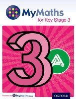 Williams, Martin, Allan, Ray - MyMaths: for Key Stage 3: Student Book 3A - 9780198304654 - V9780198304654