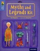 Mayhew, Jon - Oxford Reading Tree Treetops Infact: Level 17: Myths and Legends Kit - 9780198306733 - V9780198306733