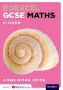 Plass, Clare - Edexcel GCSE Maths Higher Homework Book (Pack of 15) - 9780198351498 - V9780198351498