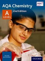 Lister, Ted, Renshaw, Janet - AQA Chemistry A Level Student Book: A level - 9780198351825 - V9780198351825