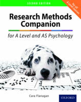 Flanagan, Cara - The Research Methods Companion for AS and A Level - 9780198356134 - V9780198356134