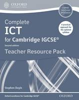 Doyle, Stephen - Complete ICT for Cambridge IGCSE Teacher Pack - 9780198357841 - V9780198357841