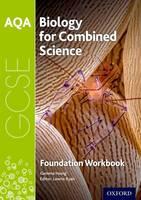 Young, Gemma - AQA GCSE Biology for Combined Science (Trilogy) Workbook: Foundation: Foundation - 9780198359340 - V9780198359340