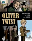 Dickens, Charles, Alcraft, Rob - Project X Origins Graphic Texts: Dark Red+ Book Band, Oxford Level 20: Oliver Twist - 9780198367857 - V9780198367857