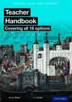 Wilkes, Aaron, Bruce, Lindsay, Hewitt, Tony A. J., Newman, Kevin - Oxford AQA History for GCSE: Teacher Handbook: (Covering All 16 Options) - 9780198370185 - V9780198370185