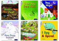Raby, Charlotte, Alcraft, Rob, Heapy, Teresa - Oxford Reading Tree inFact: Oxford Level 1: Mixed Pack of 6 - 9780198370642 - V9780198370642
