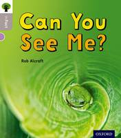 Alcraft, Rob - Oxford Reading Tree Infact: Oxford Level 1: Can You See Me? - 9780198370673 - V9780198370673