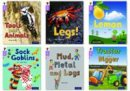 Hawes, Alison, Claybourne, Anna, Heddle, Becca, Boor, Emma, Scott, Kate, McFarlane, Karra - Oxford Reading Tree inFact: Oxford Level 1+: Class Pack of 36 - 9780198370734 - V9780198370734