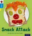 Burchett, Jan, Vogler, Sara - Oxford Reading Tree Infact: Oxford Level 3: Snack Attack - 9780198370918 - V9780198370918