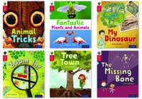 Burchett, Jan, Vogler, Sara, Veitch, Catherine, Raby, Charlotte, Morgan, Hawys, Spilsbury, Louise - Oxford Reading Tree inFact: Oxford Level 4: Mixed Pack of 6 - 9780198370963 - V9780198370963