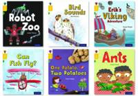 Thomas, Isabel, Manning, Mick, Granstrom, Brita, Morgan, Hawys, Alcraft, Rob, Heapy, Teresa, French, Vivian - Oxford Reading Tree inFact: Oxford Level 5: Mixed Pack of 6 - 9780198371045 - V9780198371045