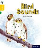 Manning, Mick, Granstrom, Brita - Oxford Reading Tree Infact: Oxford Level 5: Bird Sounds - 9780198371076 - V9780198371076