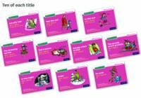 Munton, Gill - Read Write Inc. Phonics: Pink Set 3 Storybooks Pack of 100 - 9780198371687 - V9780198371687