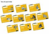Munton, Gill - Read Write Inc. Phonics: Black and White Yellow Set 5 Storybooks Pack of 100 - 9780198373025 - V9780198373025