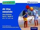 Munton, Gill - Read Write Inc. Phonics: Blue Set 6 Non-Fiction 5 at the Seaside - 9780198373810 - V9780198373810
