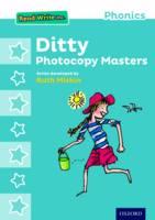 Miskin, Ruth - Read Write Inc. Phonics: Ditty Photocopy Masters - 9780198374220 - V9780198374220