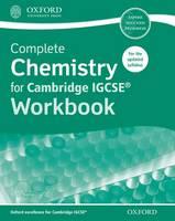 Norris, Roger - Complete Chemistry for Cambridge IGCSE Workbook - 9780198374657 - V9780198374657