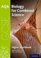Young, Gemma - AQA GCSE Biology for Combined Science (Trilogy) Workbook: Higher - 9780198374831 - V9780198374831