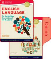 Pattison, Julian, Williams, Duncan - English Language for Cambridge International AS and A Level: Student Book & Token Book - 9780198379331 - V9780198379331