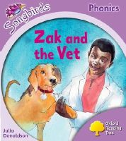 Unknown - ZAK AND THE VET - 9780198387961 - V9780198387961