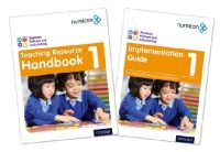 Wing, Tony, Tacon, Romey, Atkinson, Ruth - Numicon: Number, Pattern and Calculating 1 Teaching Pack - 9780198389408 - V9780198389408