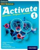 Gardom-Hulme, Philippa, Locke, Jo, Reynolds, Helen - Activate: 11-14 (Key Stage 3): Activate 1 Student Book - 9780198392569 - V9780198392569