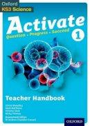 Broadley, Simon, Matthews, Mark, Stutt, Victoria, Thomas, Nicky - Activate: 11-14 (Key Stage 3): Activate 1 Teacher Handbook - 9780198392590 - V9780198392590