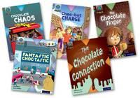 Ball, Karen, Noble, James, Malam, John, Nadin, Joanna, Powell, Jillian, Axten-Higgs, Rachel - Project X Origins: Brown Book Band, Oxford Level 9: Chocolate: Mixed Pack of 5 - 9780198393665 - V9780198393665
