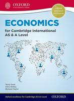Cook, Terry, Riches, Clive, Taylor, Richard - Economics for Cambridge International AS and A Level Student Book: Student book - 9780198399742 - V9780198399742