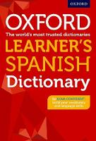 - Oxford Learner's Spanish Dictionary - 9780198407966 - V9780198407966