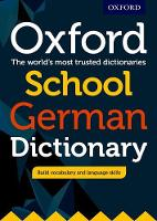 Oxford Dictionaries - Oxford School German Dictionary - 9780198408000 - V9780198408000