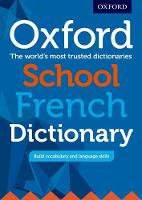 Oxford Dictionaries - Oxford School French Dictionary - 9780198408017 - V9780198408017