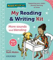 Miskin, Ruth - Read Write Inc.: My Reading and Writing Kit: More Sounds and Blending - 9780198408024 - V9780198408024