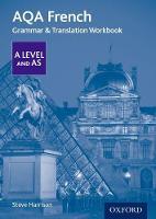 Harrison, Steve - AQA A Level French: Grammar & Translation Workbook - 9780198415534 - V9780198415534