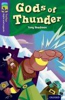 Bradman, Tony - Oxford Reading Tree TreeTops Myths and Legends: Level 11: Gods Of Thunder - 9780198446187 - V9780198446187