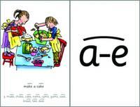 Miskin, Ruth - Read Write Inc. Phonics: A4 Speed Sounds Card Set 2 and 3 Single Pack - 9780198467106 - V9780198467106