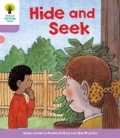 Hunt, Roderick; Howell, Gill - Oxford Reading Tree Stage 1+: First Sentences: Hide and Seek - 9780198480631 - V9780198480631